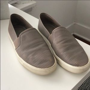 VINCE Blair Perforated Slip-On Sneaker